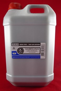 Тонер Samsung Universal Polyester HighSpeed (оптимизирован для MLT-D101/D111) (кан. 1кг) Black&White Premium фас.Россия     SPR-102-1K - фото 10007