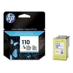 Трехцветный картридж №110 для PhotoSmart A516/A432/A612/A618/A717/A310 5мл     CB304AE - фото 4432