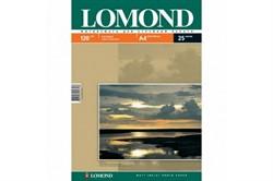 Lomond Матовая бумага 1х A4, 120г/м2, 25 листов     0102030 - фото 4435