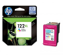Картридж Hewlett-Packard 122XL Tri-colour для DJ 1050, 2050, 2050s     CH564HE - фото 4440