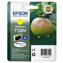 Epson Картридж для для SX420W/BX305F (yellow)     T12944010/C13T12944011 - фото 4443