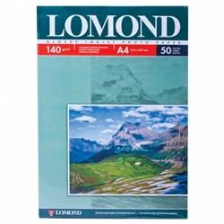 Lomond Глянцевая бумага 1х A4, 140г/м2 50 л.     0102054 - фото 4455