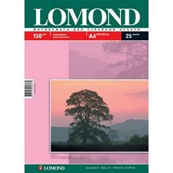 Lomond Глянцевая бумага 1х A4, 150г/м2 25 л.     0102043 - фото 4459