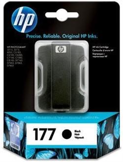 177 Малый черный картридж к HP Photosmart 8253     C8721HE - фото 4474