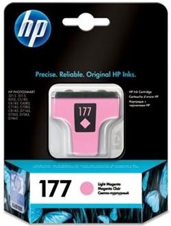 177 Светло-Пурпурный картридж CIS к HP Photosmart 8253     C8775HE - фото 4477