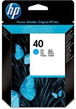 HP DJ 51640CE Синий картридж к HP DJ 1200C     51640CE - фото 4510