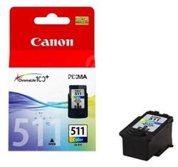 Чернильница цветная CANON CL-511 для PIXMA-MP 240,260,480     CL-511 - фото 4526