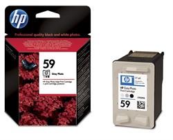 HP PS C9359AE, Серый картридж 59 для PS 7960/7760/7660/245/145     C9359AE - фото 4536