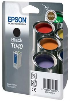 Epson Картридж к St С62 (черный) o     Т040140 - фото 4537