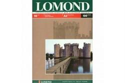 Lomond Матовая бумага 1х A4, 90г/м2 100 листов     0102001 - фото 4554