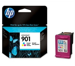 Картридж HP 901 Color Print Cartridge для J4580/4660     CC656AE - фото 4557