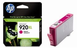 Картридж пурпурный HP 920XL OfficeJet 6000, 6500, 7000 Series (700 стр.)     CD973AE - фото 4560