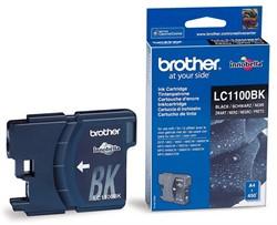 Картридж Brother DCP-385C, DCP-6690CW, MFC-990CW черный (Black), 450 стр. (5% заполнение)     LC1100BK - фото 4577