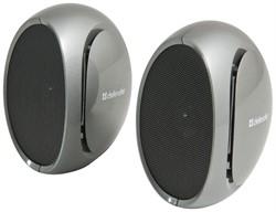 Defender Акустическая система 2.0 OnAir S4 — 2x2W, USB, серебро     65650 - фото 4591
