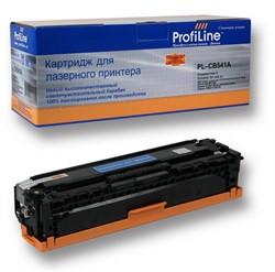 Картридж совместимый HP CLJ CP1515/CM1312MFP Canon LBP5050 Cyan Profiline 2200 копий     CB541A - фото 4614