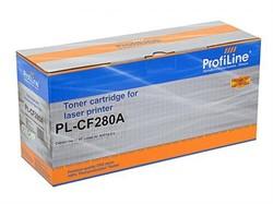 Картридж PL-CF280A для принтеров HP LaserJet Pro 400/M401/425 2700 копий ProfiLine     CF280A - фото 4615