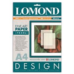 Lomond Бумага матовая с тиснением 'Ткань' 200г/м2 10л А4     0919041 - фото 4654
