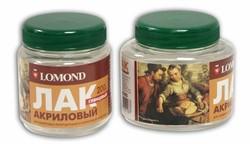 Lomond Лак акриловый глянцевый 200мл (П011301)     1500105 - фото 4659