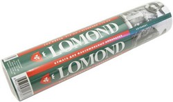 Lomond Термобумага для факса 210 мм     0104001 - фото 4680