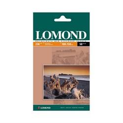 Lomond Матовая 1x фотобумага А5 50л230г/м2 (210x148мм)     0102069 - фото 4722