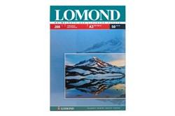 Lomond Глянцевая бумага 1х A3 200г/м2 50 л.     0102024 - фото 4747