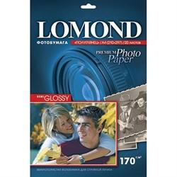 Lomond Полуглянц. фотобумага 1x 170г/м2, A4, 20л.     1101305 - фото 4774