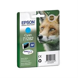 Epson Картридж для S22/SX125 (cyan)     T12824010/C13T12824011 - фото 4846
