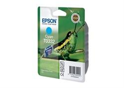 Epson Картридж к Stylus Photo 950 (o) (синий) (Т)     T033240 - фото 4867