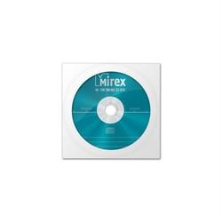 Диск CD-RW Mirex 700 Mb, 12х, Бум.конверт     1050253 - фото 4878