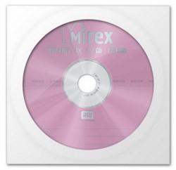 Диск DVD+RW Mirex 4.7 Gb, 4x, Бум.конверт - фото 4882