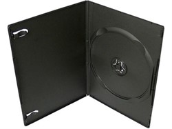 Коробочка для 1 DVD слим 9мм - фото 4895