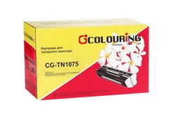 Brother Картридж TN-1075 (1000стр) DCP-1510/1512/1511/MFC1810/1815/HL1110/1111/1112 Colouring     TN-1075 - фото 4917
