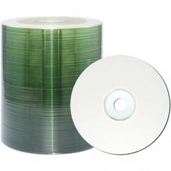 Диск CD-R CMC 700 Mb, 52x, Bulk (100), Printable     CDRB100P - фото 4954