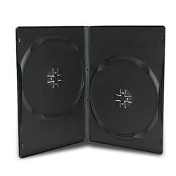 Коробочка для 2 DVD слим 7мм - фото 4987
