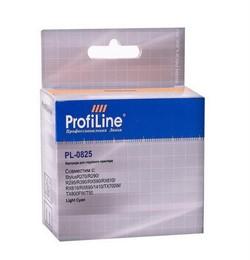 Картридж для Epson Stylus R270/R290/R295/R390/RX590/RX610/RX615/RX690/1410/TX700W/TX800FW/T50 Light Cyan ProfiLine     0825 - фото 5018
