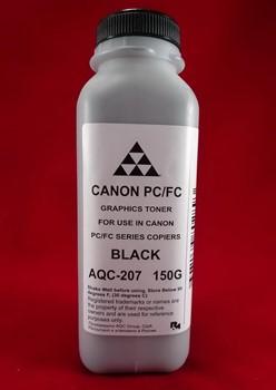 Тонер CANON FС/PC-210/230/310/330 (фл. 150 г) AQC фас России - фото 5033