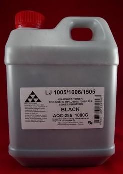 Тонер HP LJ 1005/1006/1505 (кан.1кг)  (AQC-США фас России)     1005 - фото 5055