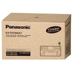 Тонер-картридж Panasonic KX-FAT400A для KX-MB1500/1520RU (1 800 стр)     KX-FAT400A - фото 5083