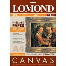 Lomond Холст А4 10 л. льняной для водных чернил     0908411 - фото 5100