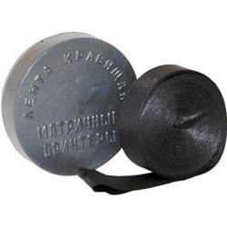 Мини картридж 12,7х12м STD (прав. мебиус) черная     0206140 - фото 5181