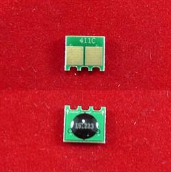 Чип HP CE411A M351/ M375NW/400 color M451NW/M475D Cyan, 2.6K (ELP, Китай)     CE411A - фото 5246