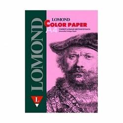 Офисная цветная бумага Lomond Розовый, A4, 80 г/м2, 200 листов.     1004211 - фото 5289