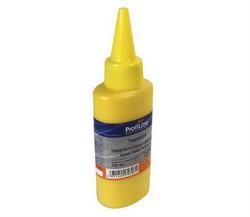 Чернила для принтеров Epson C67/C79/C87/C91/ CX3700/4100/4300/4700/3900/3905/4900/ TX106/109/T117/119/T26/T27 S22/ SX125/130/420W/425W/Office BX305F/BX305FW Yellow пигментные 100 мл ProfiLine     PL-T0634/T0734/T0924/T128 - фото 5379