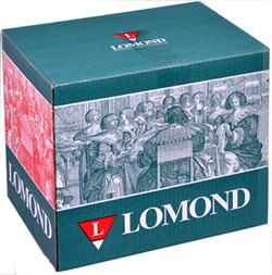 Lomond Наклейки A4 27 частей (700мм х 320мм) 70 г/м2. 1650 листов, (техн. упаковка)     2100185ТЕХ - фото 5468