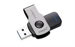 Флеш накопитель 64GB Kingston DataTraveler SWIVL USB 3.1 (Metal/color)     DTSWIVL/64GB - фото 7919