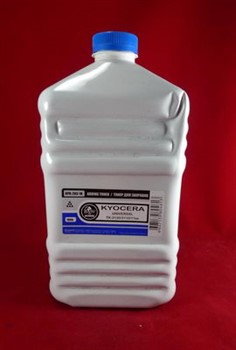 Тонер Kyocera Universal (TK-3110/3160/3170/1110/1120/1130/1140/1150/1160/1170/1200/70/710/725/7105/7205) (кан. 1кг) B&W Premium (Tomoegawa) фас. Россия     KPR-203-1K - фото 9240