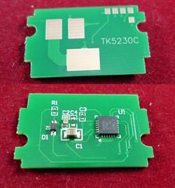 Чип для Kyocera Ecosys P5021cdn/M5521cdn (TK-5230C) Cyan 2.2K ELP Imaging®     ELP-CH-TK5230C - фото 9504