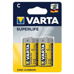 Батарейка CR14  VARTA SuperLife (1шт)     C/R14 - фото 9824