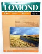 Lomond Матовая двусторонняя бумага А4, 100г/м2, 100 листов     0102002