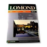 Lomond Матовая бумага 1х A4, 160г/м2, 25 листов     0102031